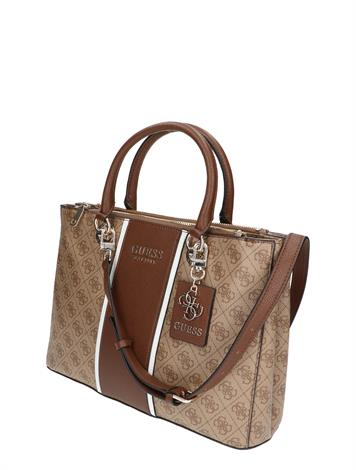 Guess Cahtleen Status Carryall Brown