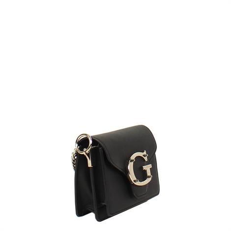 Guess Camila Mini Crossbody Flap Black