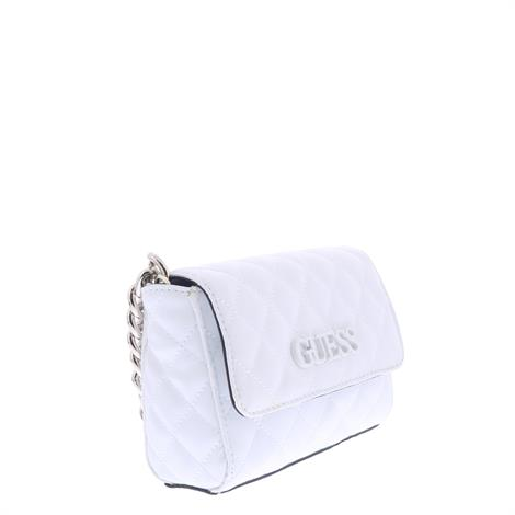 Guess Elliana Mini Cross White