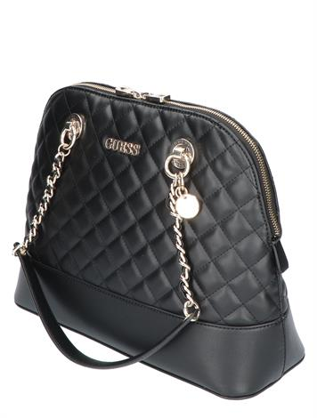 Guess Illy Dome Satchell HWVG79 70090 Black