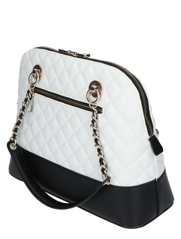 Guess Illy Dome Satchell HWVG79 70090 White Multi