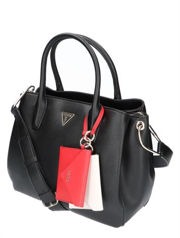 Guess Kirby Girlf Carry HWVG7872070 Black