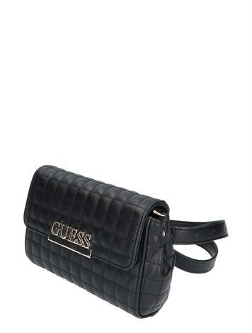 Guess Matrix Conv. Crossbody Belt Bag Black