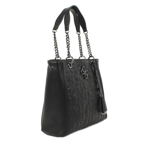 Guess New Wave Tote Black