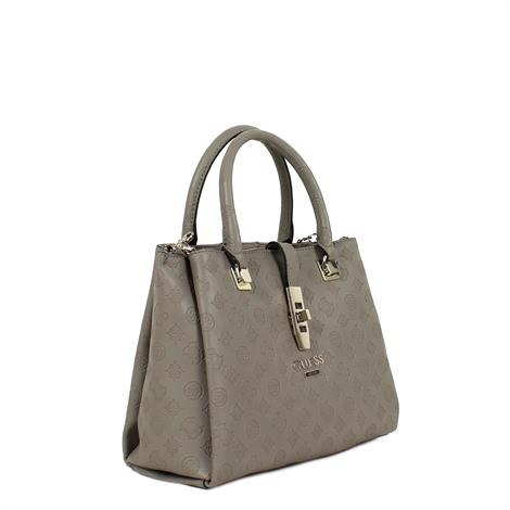 Guess Peony Classic Girlfriend Carryall Taupe