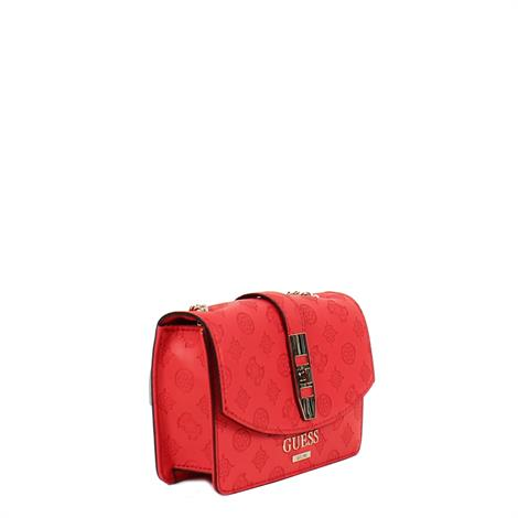 Guess Peony Classic Mini Crossbody Flap Poppy