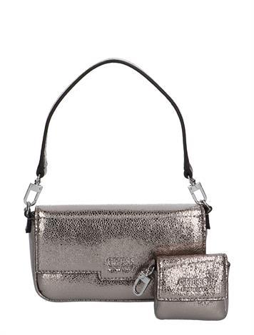 Guess Pixi Eveningbag HWVY7884780 Silver