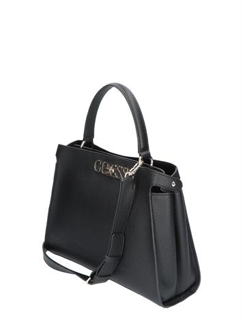 Guess Uptown Chic Large Turnlock HWVG73 01060 Black