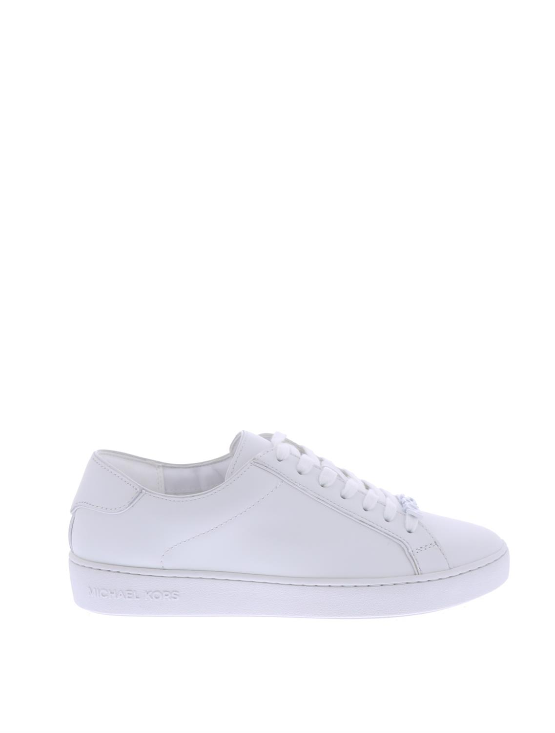 a995f44f64e < Vorige pagina | Home / Sneakers / Michael Kors Harper Lace Up Optic White
