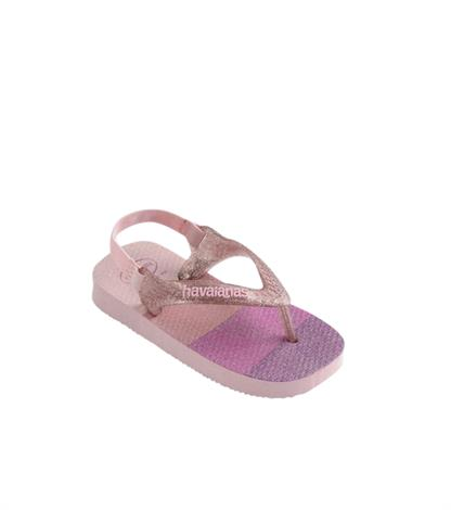 Havaianas Baby Palette Glow Candy Pink
