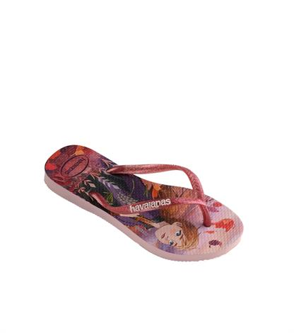 Havaianas Kids Slim Frozen Crystal Rose