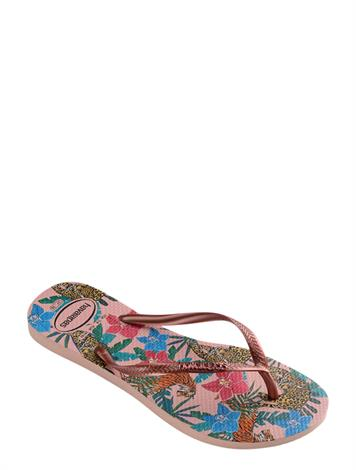 Havaianas Slim Tropical Ballet Rose Pink