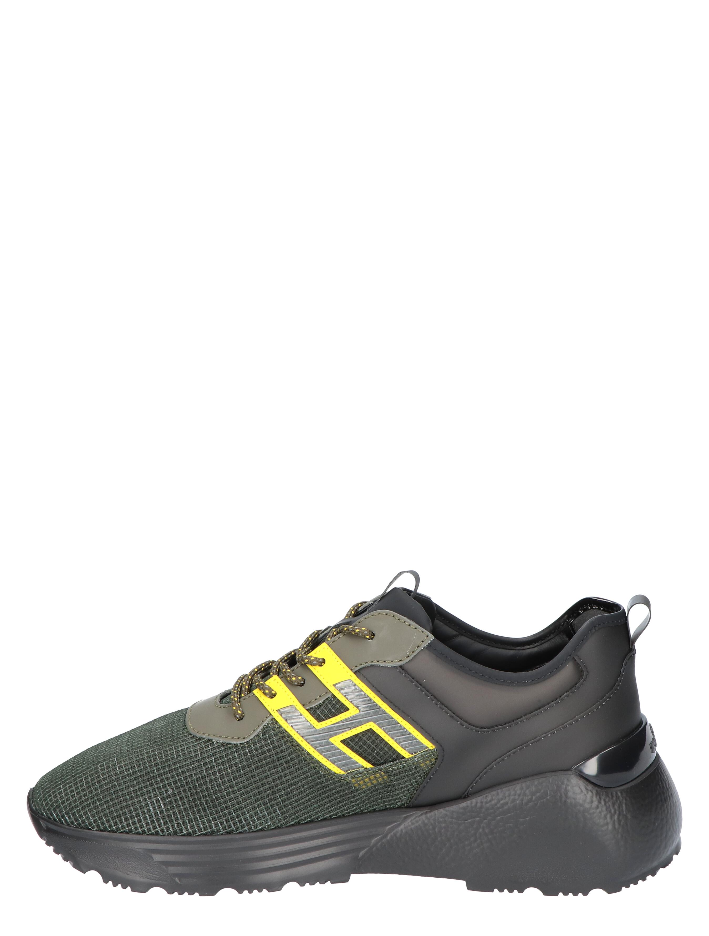 Hogan Active One Green Black Lage sneakers