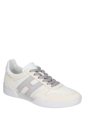 Hogan Sneakers H357 White Beige