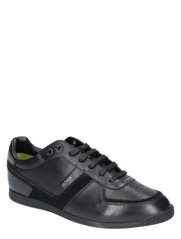 Hugo Boss Glaze Lowp Leather Black