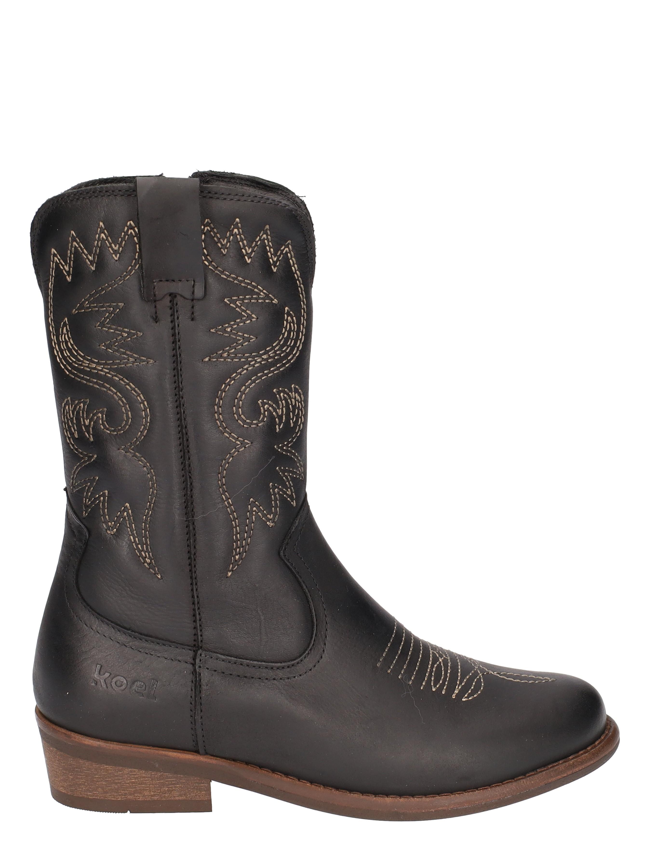 Koel4Kids 10M006.231 Black Western boots