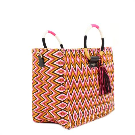 Lollipops Daba Shopper Pink
