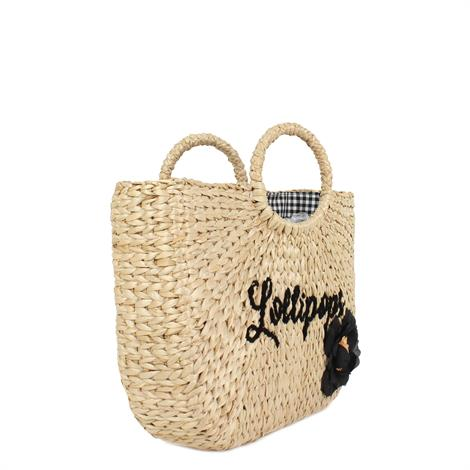 Lollipops Dapaille Shopper L Ecru