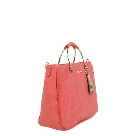 Lollipops Deam Med Shopper Coral