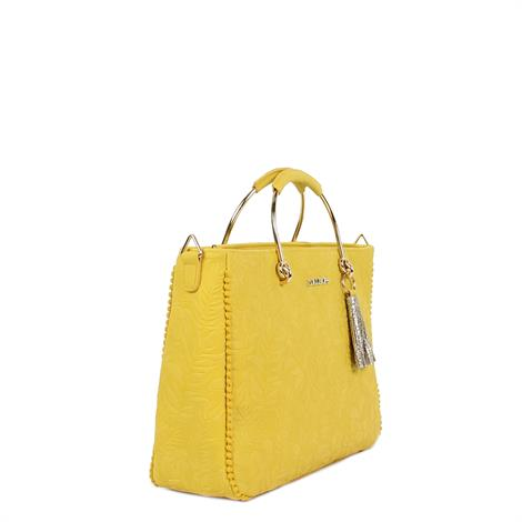 Lollipops Deam Med Shopper Yellow
