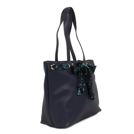 Lollipops Deflow Shopper L Navy