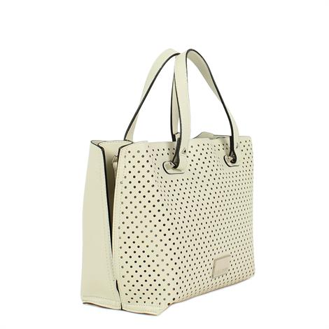 Lollipops Dita Medium Shopper White