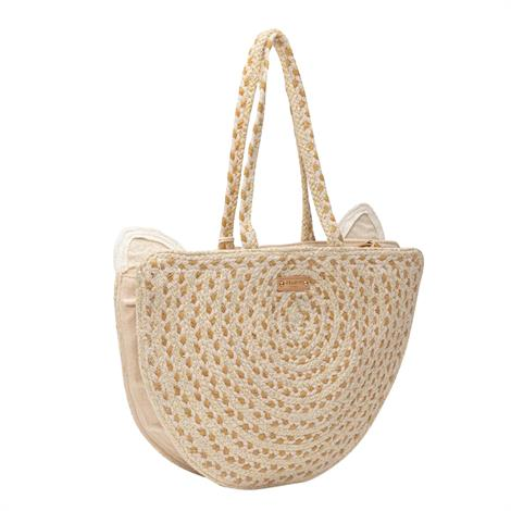 Lollipops Fauvette Shopper Beige