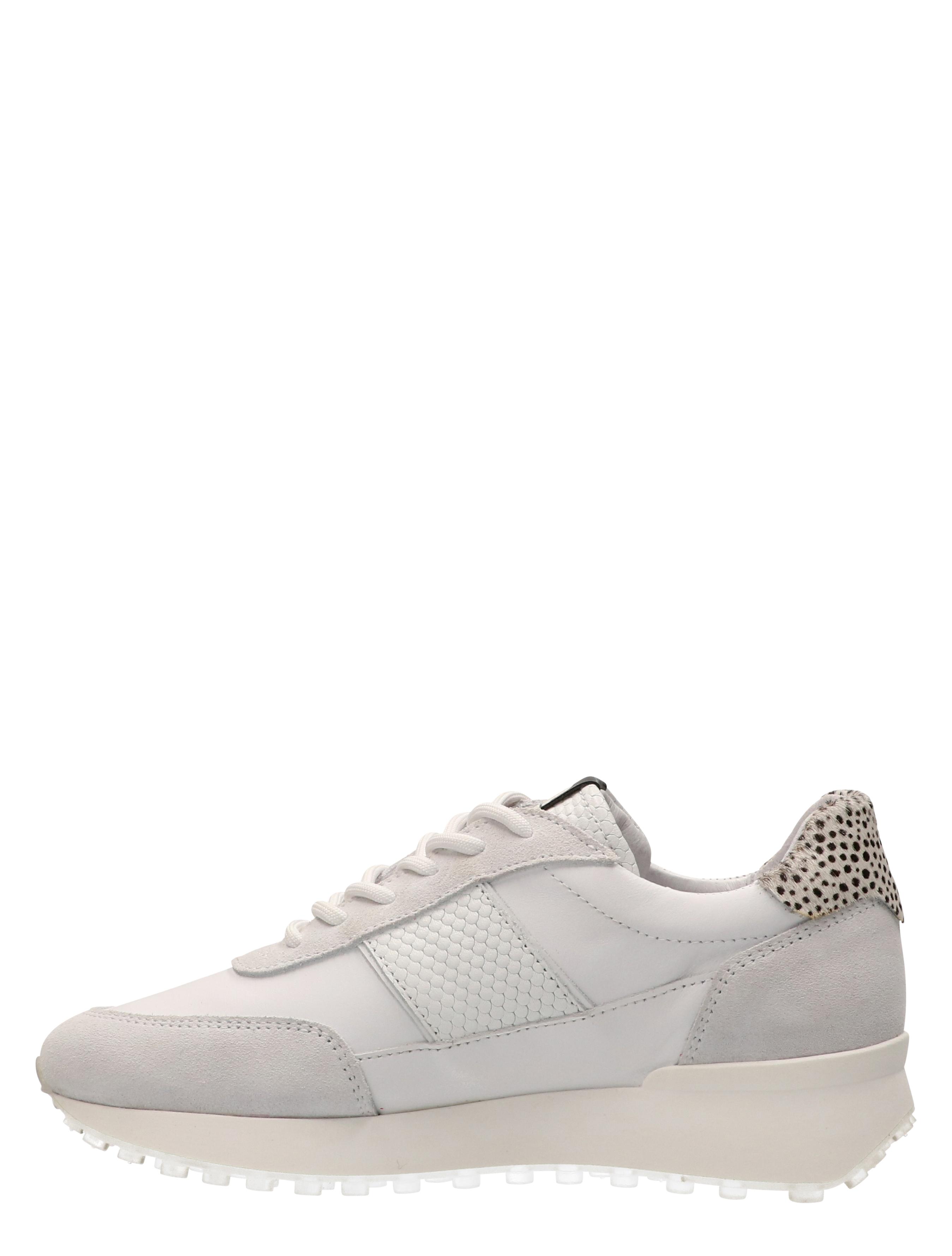 Maruti Lois White Combi Sneakers