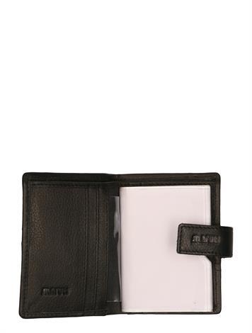 Maruti Wallet Black Pixel Black