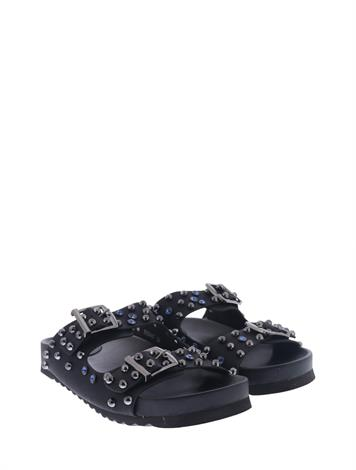 Mia & Jo Huetts Black Pu