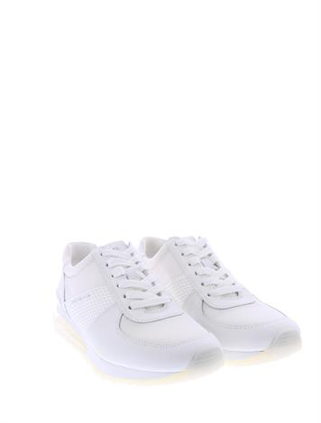 Michael Kors Allie Trainer Ext Optic White