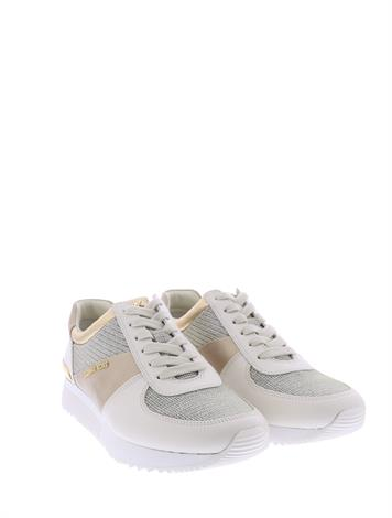 Michael Kors Allie Trainer Pale Gold