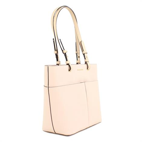 Michael Kors Bedford Medium Satchel Soft Pink
