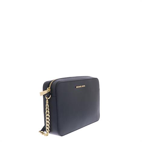 Michael Kors East West Large Crossbody Black