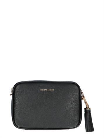 Michael Kors Jet Set Medium Camera Bag Black