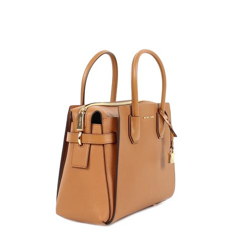 Michael Kors Mercer Medium Satchel Acorn