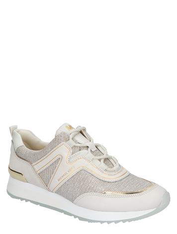Michael Kors Pippin Trainer  Champagne