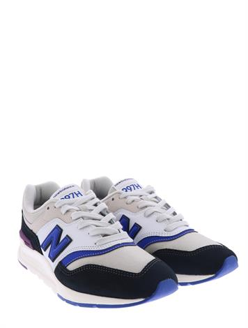 New Balance CM 997 White Black
