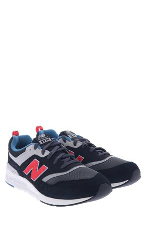New Balance GR997 Black Red