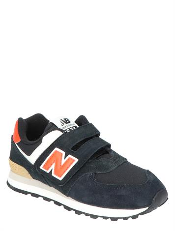 New Balance IV-PV 574 S ML2 001 Black