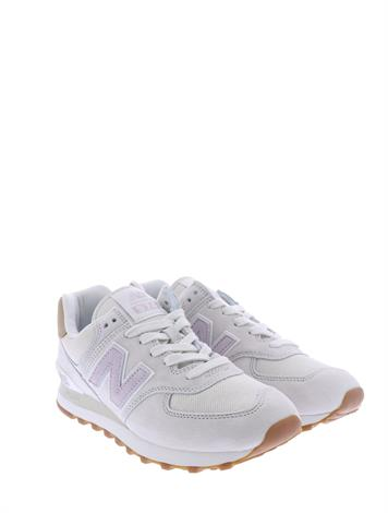 New Balance WL574 Light Grey