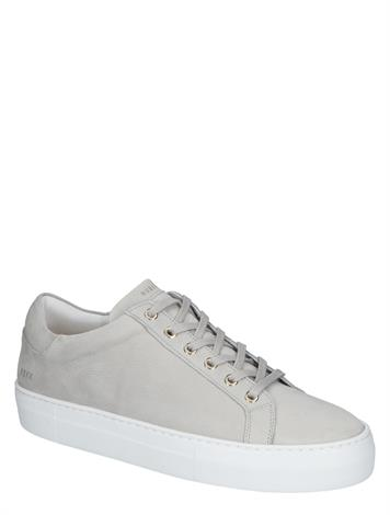 Nubikk Jagger Pure Fresh Light Grey Nubuck