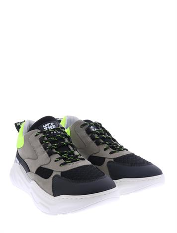 OTP Curve Runner Grey Soft Nubuck