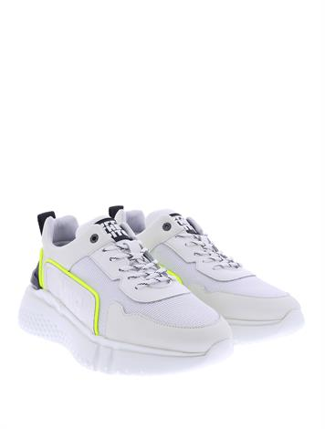 OTP Trebble Runner White Leather