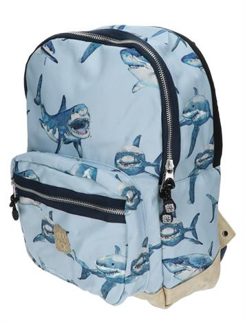 Pick en Pack Shark Backpack PP18402/PP18403-13 Light Blue