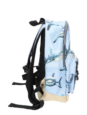 Pick en Pack Shark Backpack S Light Blue