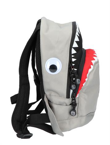 Pick en Pack Shark Shape Backpack PP961/PP963-02 Grey