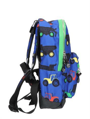 Pick en Pack Tractor Backpack S Blue