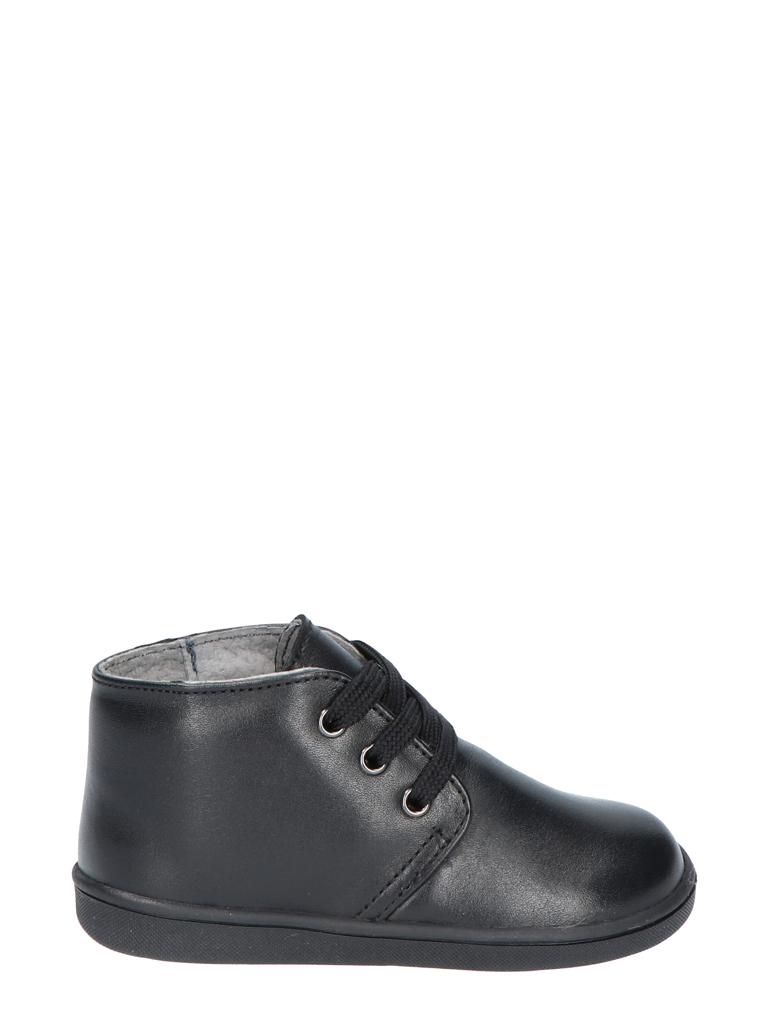 Pinocchio F1953 Black Veter boots