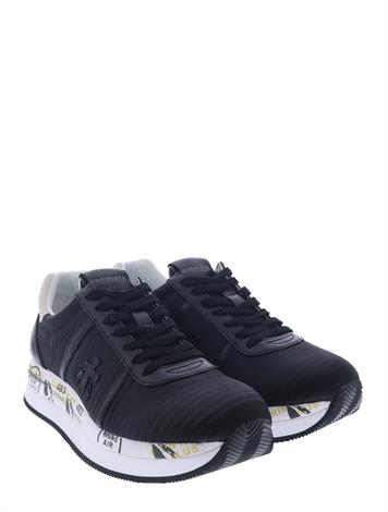 Premiata Conny Black